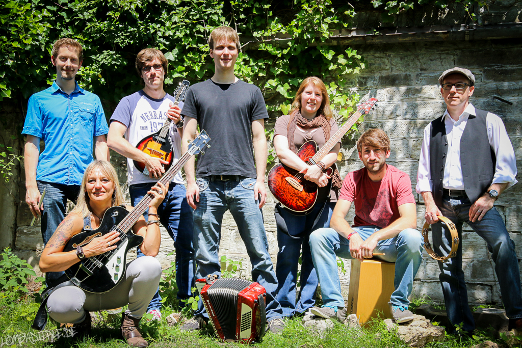 """Folk Abroad"" – Band Shooting – Juni 2015"