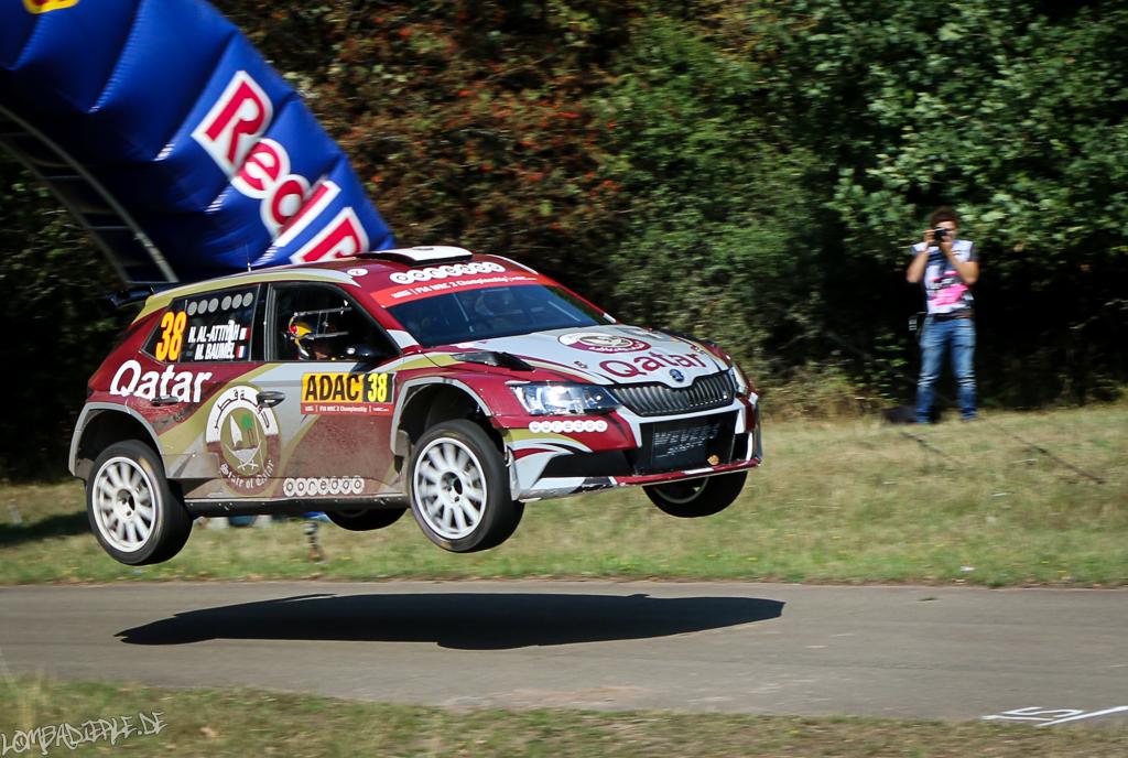 ADAC-Rallye 2015