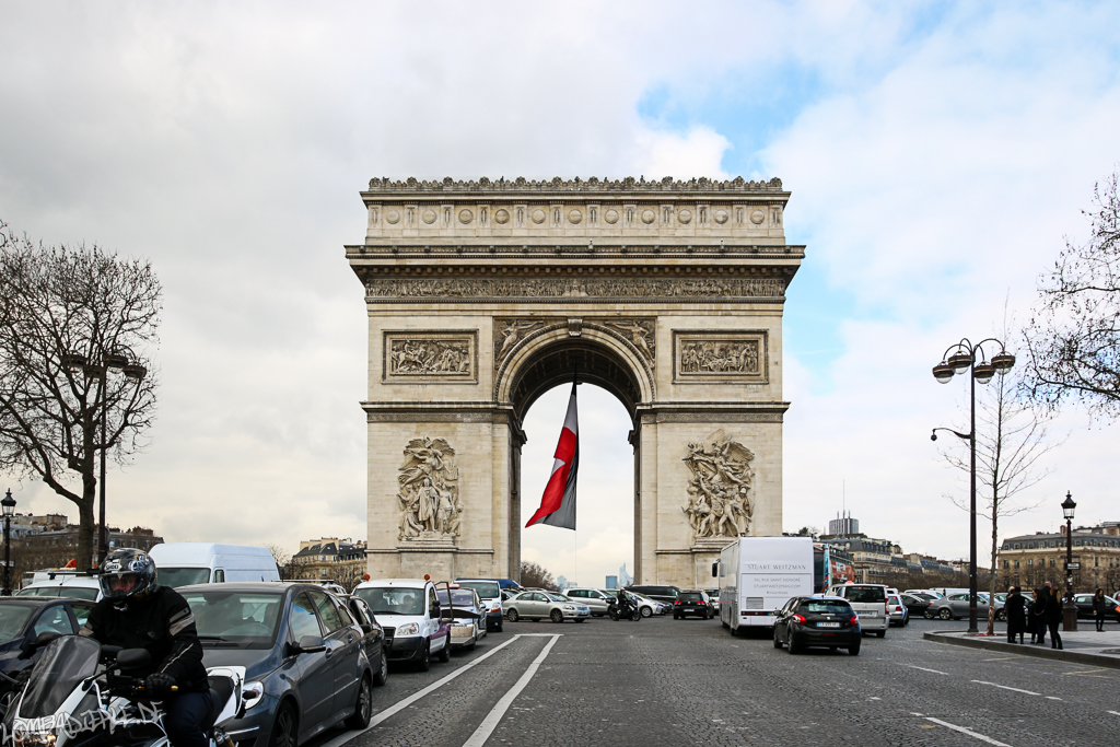 Paris im März