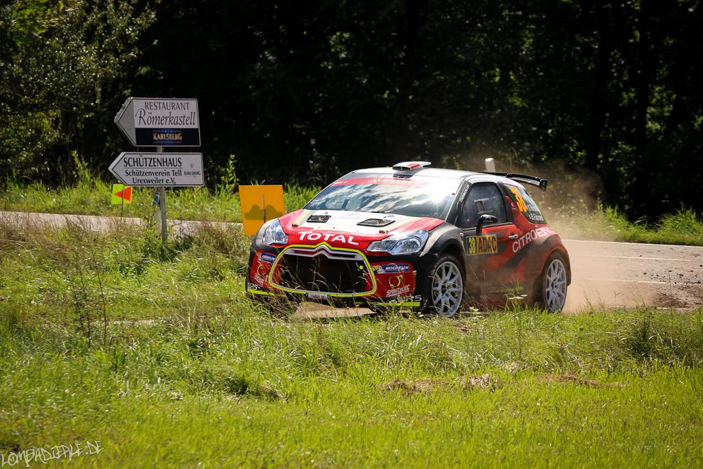 ADAC Deutschland Rallye 2017